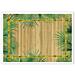 mantelines offset 'bamboo' 70 g/m2 31x43 cm cuatricromÍa papel (2000 unid.)