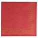 servilletas ecolabel 'double point - pÉrsico' 18 g/m2 40x40 cm burdeos tissue (1200 unid.)