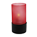 """abat-jours pour lampe de table """"ambeo""""  rouge verre (6 unitÉ)"""