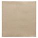 servilletas ecolabel 'double point' 18 g/m2 39x39 cm taupe tissue (1200 unid.)