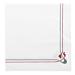 servilletas 'maxim' 45 g/m2 40x40 cm blanco airlaid (700 unid.)