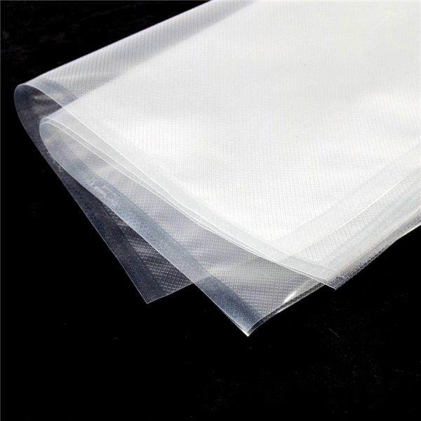 bolsas vacÍo gofradas 180 g/m2 90µ 27x40 cm transparente pa/pe (100 unid.)