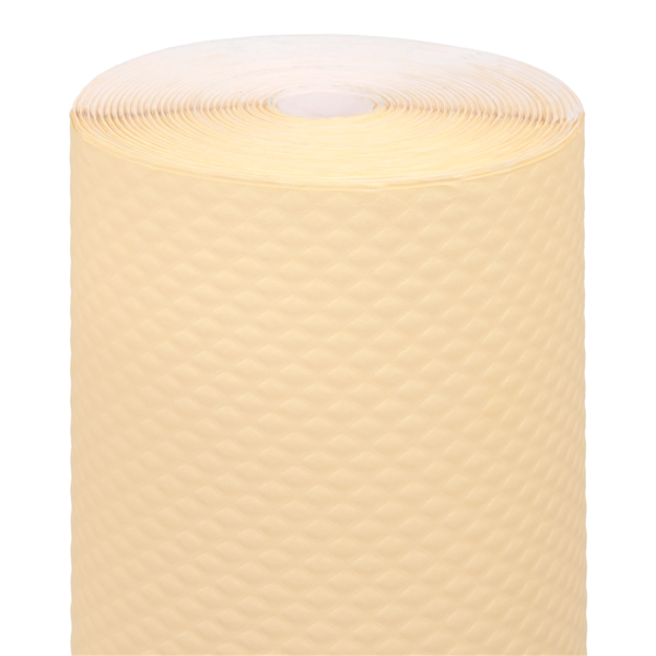 mantel en rollo 48 g/m2 1,20x100 m marfil celulosa (4 unid.)