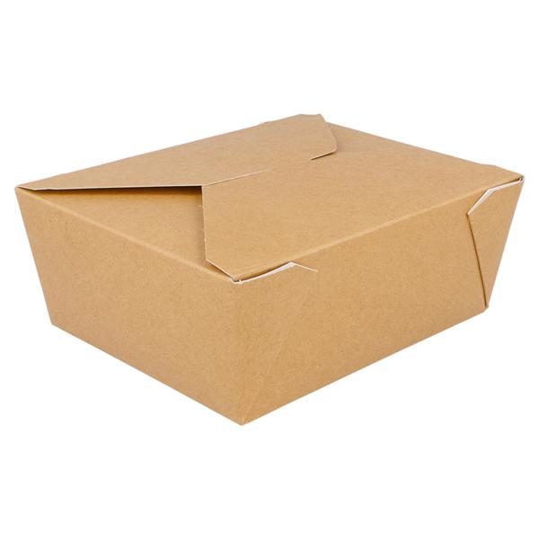 scatole americane per micro. 1350 ml 300 g/m2 + 12 pp 15,3x12,1x6,4 cm marrone cartone (50 unitÀ)