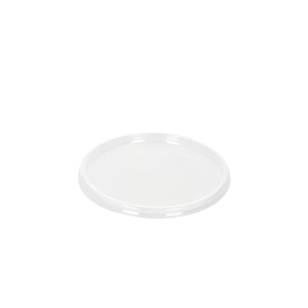 tapas bajas para cÓdigos 126.57/58/83 Ø 11 cm transparente ops (1000 unid.)