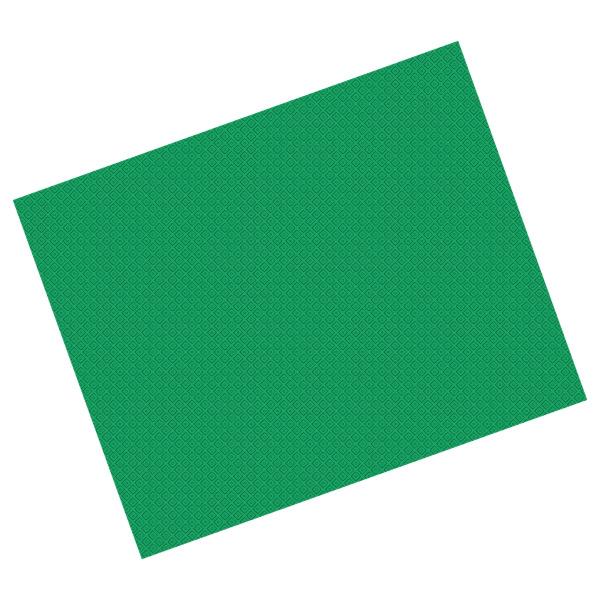 manteles 48 g/m2 60x60 cm verde celulosa (500 unid.)