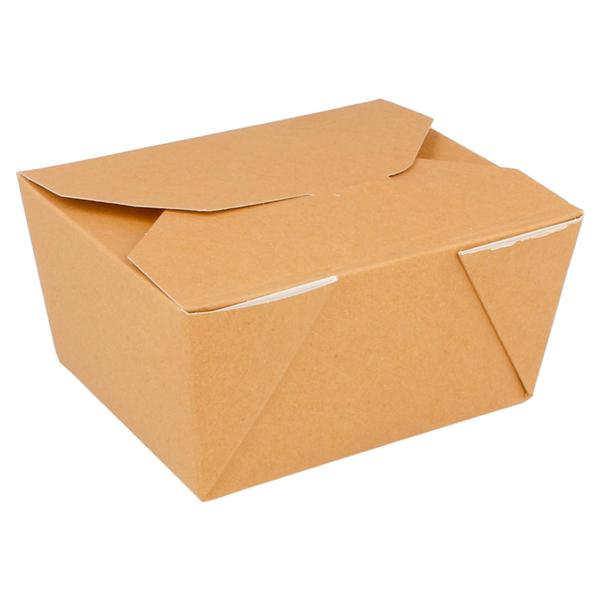 scatole americane per micro. 780 ml 300 g/m2 + 12 pp 11,2x9x6,4 cm marrone cartone (50 unitÀ)