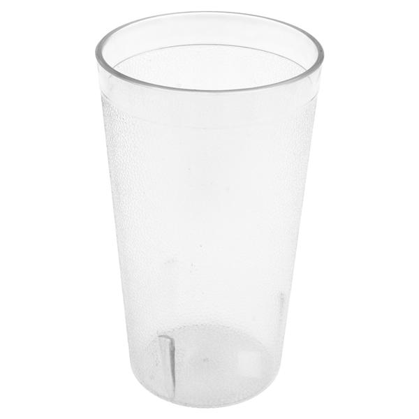 vasos 360 ml Ø 5,5x12,7 cm translÚcido san (72 unid.)
