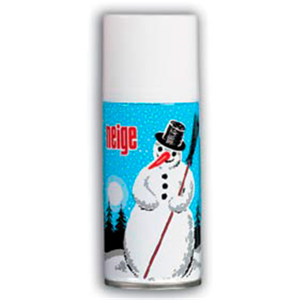 bombe neige 150 ml blanc (1 unitÉ)