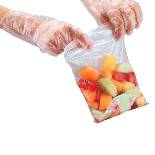 sacs auto-fermeture 92 g/m2 50µ 18x20,5 cm transparent peld (100 unitÉ)