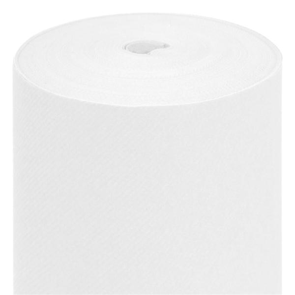 mantel en rollo 55 g/m2 1,20x50 m blanco airlaid (1 unid.)