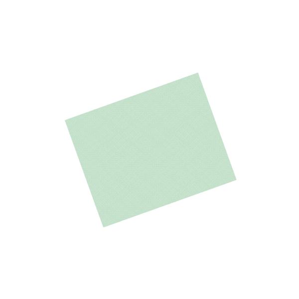 manteles 48 g/m2 70x110 cm verde agua celulosa (500 unid.)