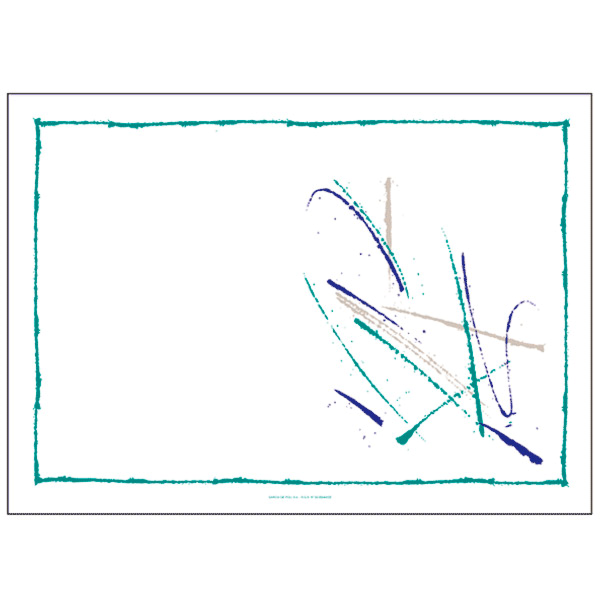 mantelines 'volare' 48 g/m2 35x50 cm blanco celulosa (2000 unid.)