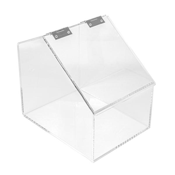 dispensador productos a granel 20x25x26 cm transparente acrÍlico (1 unid.)
