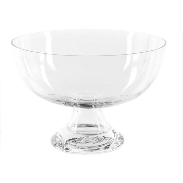 copa decoraciÓn Ø 24,6x17 cm transparente cristal (1 unid.)