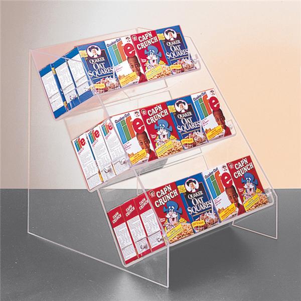 display diversos productos 32x41x38 cm transparente acrÍlico (1 unid.)