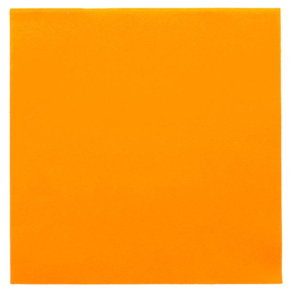 servilletas 55 g/m2 40x40 cm mandarina airlaid (700 unid.)