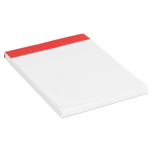 blocs notes (1/16) 80 feuilles 10,5x7,5 cm blanc papier (160 unitÉ)