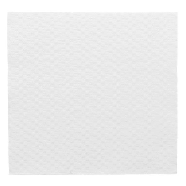 servilletas ecolabel 1 capa 20 g/m2 30x30 cm blanco tissue (2400 unid.)