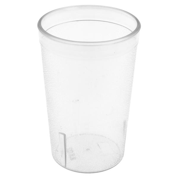 vasos 285 ml Ø 7x11 cm translÚcido san (72 unid.)
