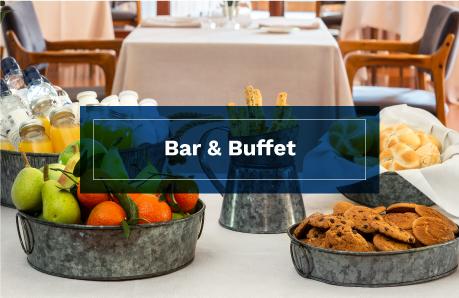 Bar and Buffet
