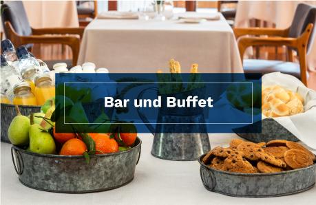 Bar und buffet