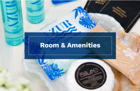 Room and amenities
